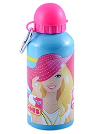 Barbie Sports Bottle - 450 ML