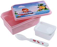 Ramson Fun In Water Print Lunch Box Set