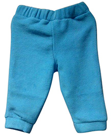 Fundoo Bandoo Fleece Legging - Blue