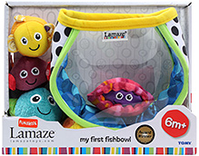 Lamaze My First Fishbowl - 6 Months Plus