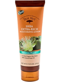 Tree Hut Shea Extra Rich Moisturizing Lotion Amazon Pequi - 255 g