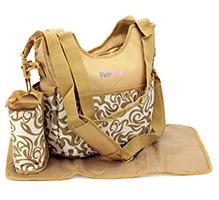 Reebaby Diaper Bag Brown