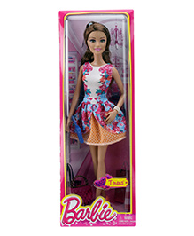 Barbie Teresa Trendy Doll - 30 Cm - 3 Years Plus