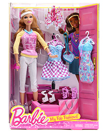 Barbie My Fab Fashions - 30 cm - 3 Years+