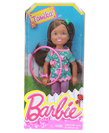 Barbie Chelesa Little Tamika - 14 Cm - 3 Years Plus