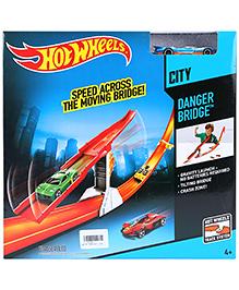 Hotwheels Danger Bridge Track Set