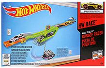 Hotwheels Wall Tracks Bungee Racer
