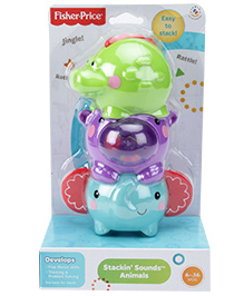 Fisher Price Stacking Sound Animals