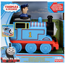 Thomas And Friends Preschool Push And Go James