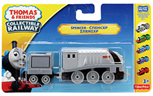Thomas And Friends Collectible Railway Spencer