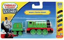 Thomas And Friends Collectible Railway Henry