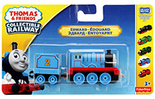 Thomas And Friends Collectible Railway Edward