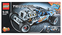 Lego Technic Try Building Digital Hot Rod