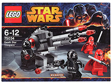 Lego Star Wars Death Star Troopers