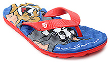 Tom and Jerry Textured Flip Flops