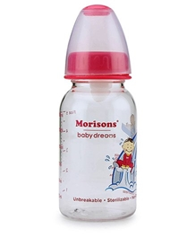 Morisons Baby Dreams Designer Feeding Bottle - 150 ml