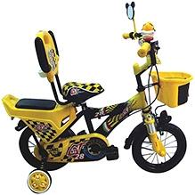 HLX NMC Bicycle PC Yellow - 16 Inch