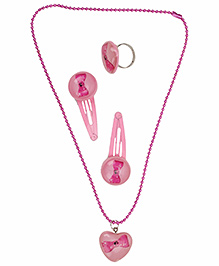 Barbie Necklace Set - Includes One Necklace
