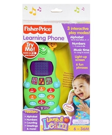 Fisher-Price Learning Mobile Phone