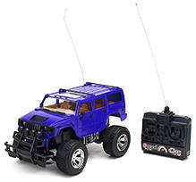 Karma Monster Blue Remote Control Car