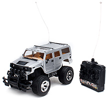 Karma Monster Silver Remote Control Car