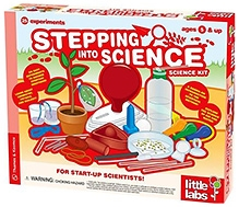 Thames & Kosmos Stepping Into Science Junior Science Kit