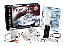 Thames & Kosmos Fuel Cell Car And Experiment Kit