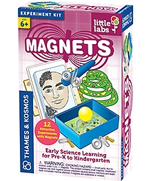 Thames & Kosmos Little Labs Magnets Experiment Kit