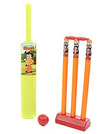 Funfactory Chhota Bheem Cricket Set Big