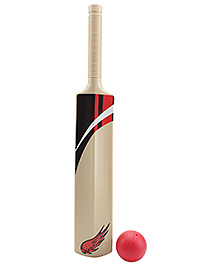Funfactory Cricket Bat And Ball Set