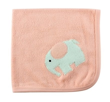 Child World - Baby Towel Elephant Print