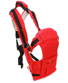 1st Step 5 Way Baby Carrier - Red