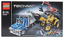 Lego Technic Construction Crew