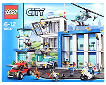 Lego City Police Station - 6 to 12 Years