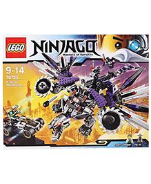 Lego Nindroid MechDragon