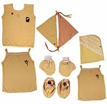 JO Kidswear Yellow Baby Gift Set