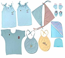 JO Kidswear Blue Baby Gift Set