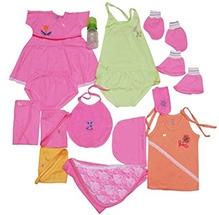 JO Kidswear Baby Gift Set - Pink