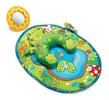Tiny Love Tummy Time Fun Frog Playmat