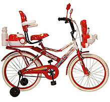 Khaitan New Dare Toy Bicycle Red - 20 Inch