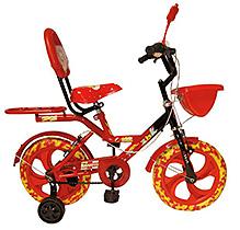 Khaitan Cannon Bicycle Orage - 14 Inch