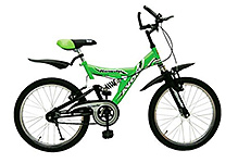 Avon Rowdy Bicycle Green - 20 Inch