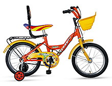 Avon Terry Bicycle Orange - 16 inch