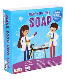 Traveller Kids French Soap Making Kit