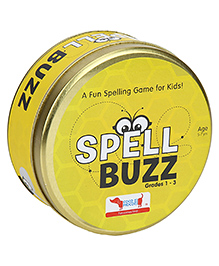 Traveller Kids Spell Buzz Game