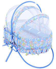 Mothertouch Rocking Cradle - Blue