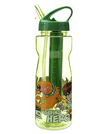 Ben 10 Omniverse Sipper Bottle Narrow Green 1000 ml