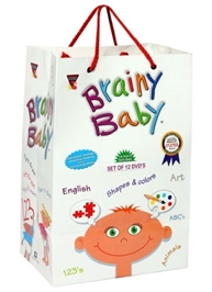 Brainy Baby Set Of 12 DVDs