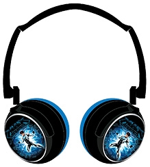 Max Steel Headphones Turbo Strength