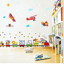 Rc Tots Large Wall Stickers 2 Sheet